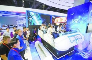开放的步伐会越来越快 发展的质量会越来越高——第十一届中国中部投资贸易博览会开幕式侧记