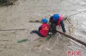 暴雨袭击 福建三明受损供电线路全部恢复正常