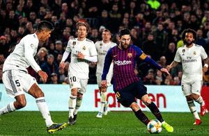 西甲|西甲赛季盘点:巴萨创对皇马领先优势纪录 梅西六获联赛金靴