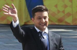 乌克兰新总统就职 不走寻常路