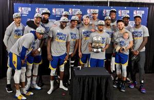 NBA 勇士淘汰开拓者闯进美职篮总决赛