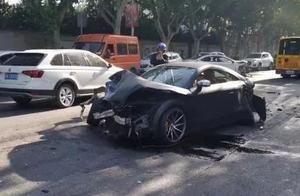 今晨上海发生多起事故,阳光刺眼带来行车安全隐患!