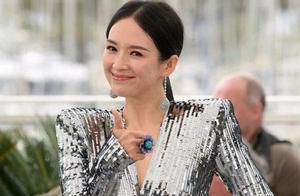章子怡是戛纳红毯笑最嚣张的,致敬单元最年轻演员全场镜头只拍她