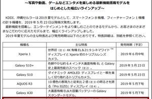 日本两大运营商延期发售华为P30新机