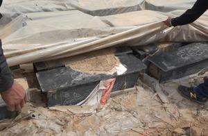 郑州一楼盘占耕地,还挖了村民9代祖坟