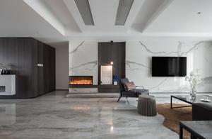 四居室的房子多大面积好?12万元的现代风格设计说明!-金地南湖艺境装修