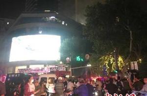 南京金鹰大厦火灾未造成人员伤亡 涉事公司向公众致歉