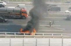 汽车自燃到底有多恐怖?有以下征兆要注意了!