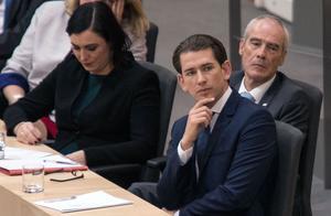 被政坛地震掀翻,最年轻总理库尔茨成为奥地利独立以来首位被罢免的总理