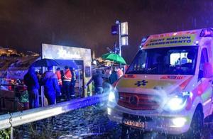 7死19人下落不明!满载韩国游客的观光船,在布达佩斯多瑙河上被撞沉