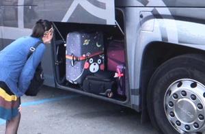 38本护照被盗!上海一旅行团西班牙被砸车 20万奢侈品全没了