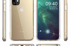 新泄漏的渲染图显示了苹果iPhone 11R设计变化