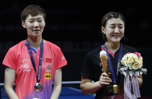 乒乓球——中国公开赛:陈梦夺冠