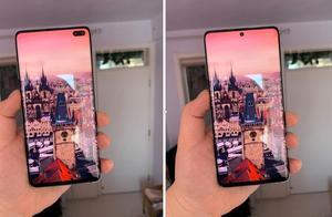取消实体按键 三星Galaxy Note10细节曝光