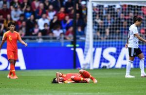抵挡了65分钟 中国女足世界杯首战一球憾负德国