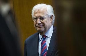 美驻以大使摊上事!巴勒斯坦要去国际刑事法院告他