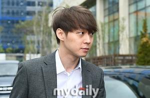 韩国艺人朴有天因吸毒被求刑一年半有期徒刑
