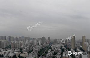 安徽宣布入梅 未来两轮暴雨需警惕山洪等