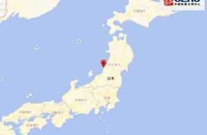 日本新潟6.8级地震,海啸警报高度1米