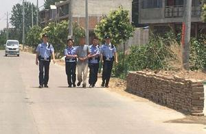 亳州一男子酒后点燃柴火垛 辱骂村民被拘留
