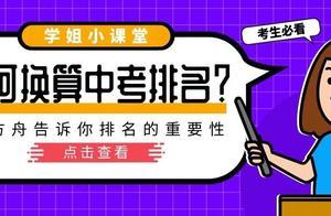 文化名人谈成绩——蒋方舟:我相信排名比分数重要