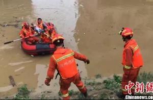 强降雨致贵州直接经济损失3358.25万元 失踪6人