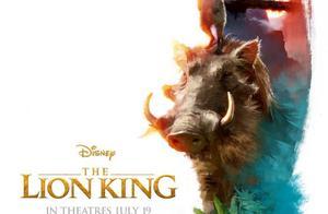 《狮子王》成迪士尼所有翻拍电影首日预售新纪录创造者