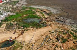 山东部分地区旱情严重 在田作物受旱面积达1743.5万亩