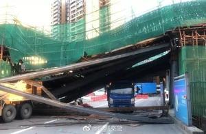 最新!深圳泥头车撞桥墩,肇事司机涉嫌疲劳驾驶