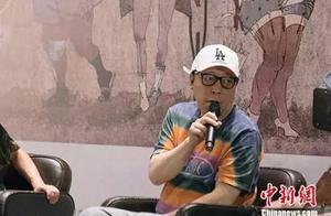 """倪大红现场害羞谈表演生涯:关注苏大强 而不是真的""""作"""""""
