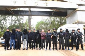 重庆警方摧毁涉黑跨国贩毒集团:运毒者不配合被毒贩活活打死