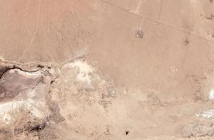 美国加州强震后,卫星图像拍到地球表面现巨大裂缝