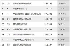 财富中国500强榜单详细内容,美团成亏损之王怎么回事