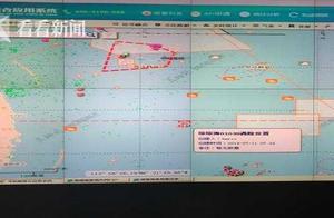 海南:一载有30多人渔船在南沙海域遇险 船员全部获救