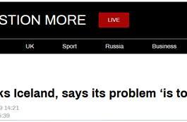"""杜特尔特又""""开怼""""了:冰岛只有冰,根本不了解菲律宾"""