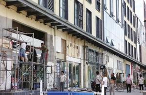 郑州被曝环境综合整治现乱象:强拆商铺门头、公交公益广告等