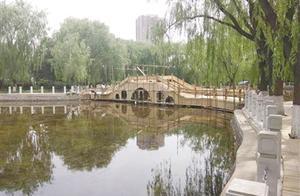 乌兰夫公园再添新景 4000米木栈道带您畅游园内美景
