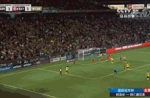 国际冠军杯 阿森纳2-1绝杀拜仁