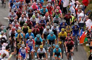 自行车——环法第12赛段赛况
