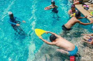 东莞首批游泳次抽检结果公布,两成不合格,这些小区上黑榜