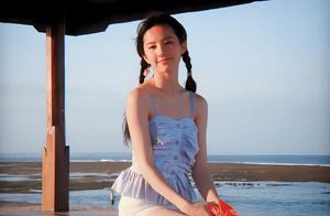 刘亦菲到底有多美?看了她10年前的照片,神仙姐姐果然名不虚传