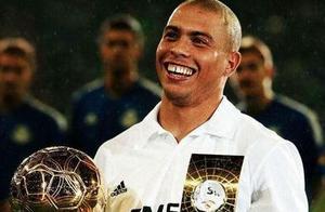 """罗纳尔多获得的02年世界足球先生,到底含有多少""""励志元素""""?"""