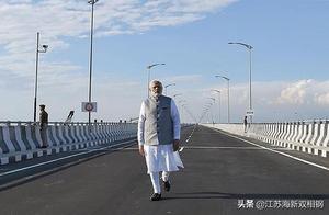 印度的不锈钢铁路桥