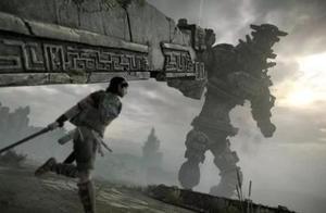 超越《塞尔达传说》的神作,游戏中的艺术瑰宝——《汪达与巨像》