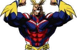 我的英雄学院中最强的十种个性,欧叔只能第三第一居然是普通科
