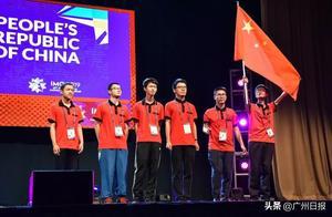 重磅!中国队夺国际奥数团体总分第一,华附这名学霸亮了