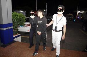 给力!深圳南山警方的悬赏公告发布24小时,8号嫌疑人落网!