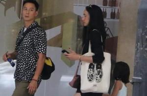 吴彦祖6岁混血女儿罕见曝光正脸,为保护妻女,拒绝与粉丝合照