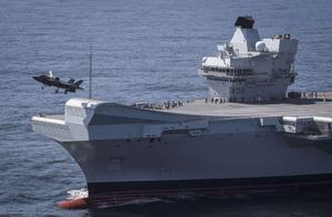 新航母居然漏水,英国海军再受严重挫折,航母部署无法如期