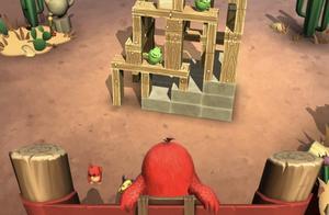 《愤怒的小鸟AR:猪之岛》已上架iOS商店
